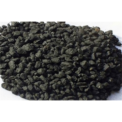 Carbon additive for petroleum coke